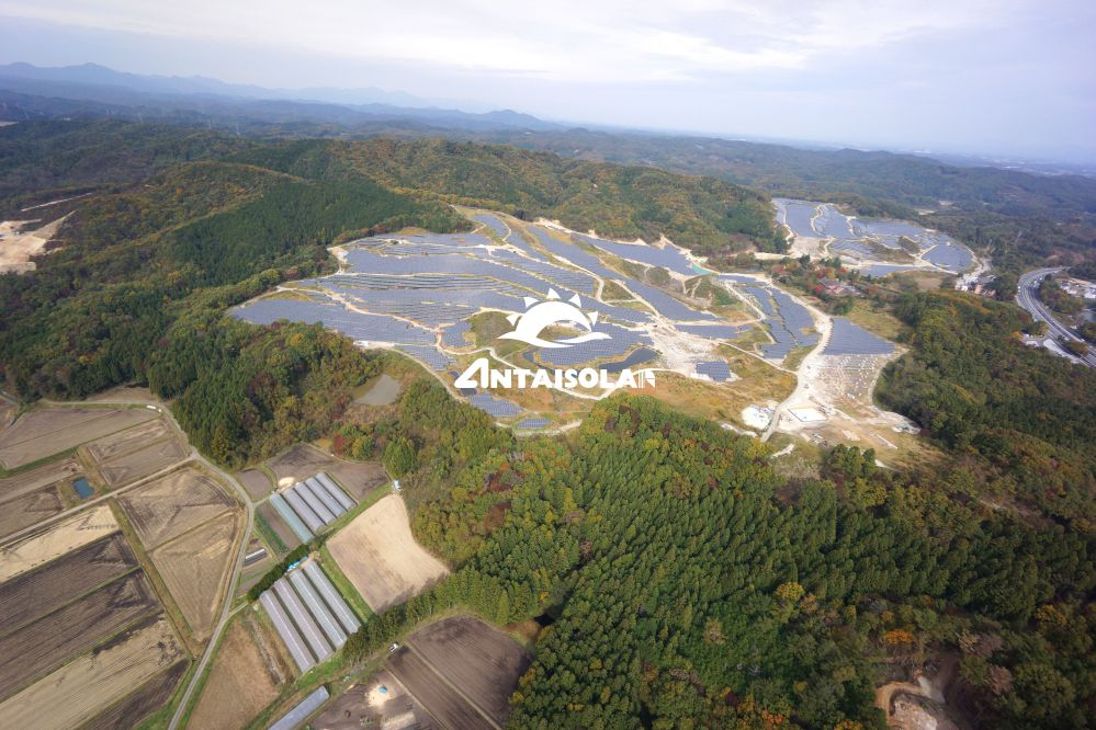 Antaisolar 31MW project